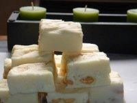 Vanilla Cashew Nut Fudge Recipe