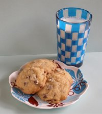 Sarah's Thick-with-a-Chew Chocolate Chip Cookies Recipe