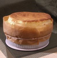 Basic Cheese Soufflé Recipe