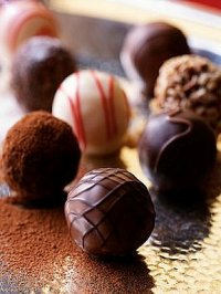 Scharffen Berger Truffles with Variations Recipe