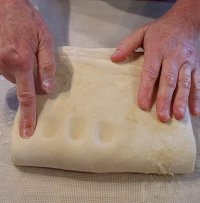 Puff Pastry Dough Tutorial