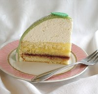 Princess Cream Cake Recipe