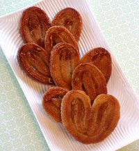 Palmier or Elephant Ears Tutorial