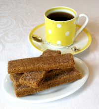 Browned-Butter Cinnamon Cookie Sticks Recipe