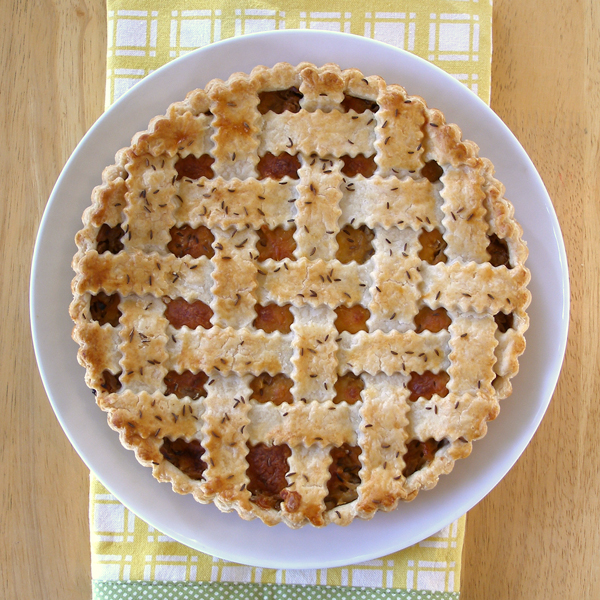 Pie Crust - Weave a Lattice Top for Tarts | CraftyBaking | Formerly ...