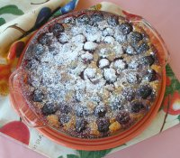 Cherry or Apricot Clafoutis or Clafouti Recipe Tutorial