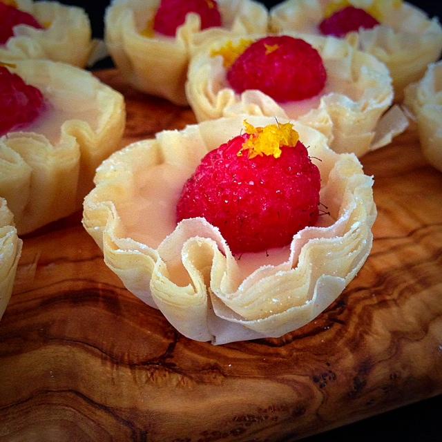 Easy filo pastry recipes desserts