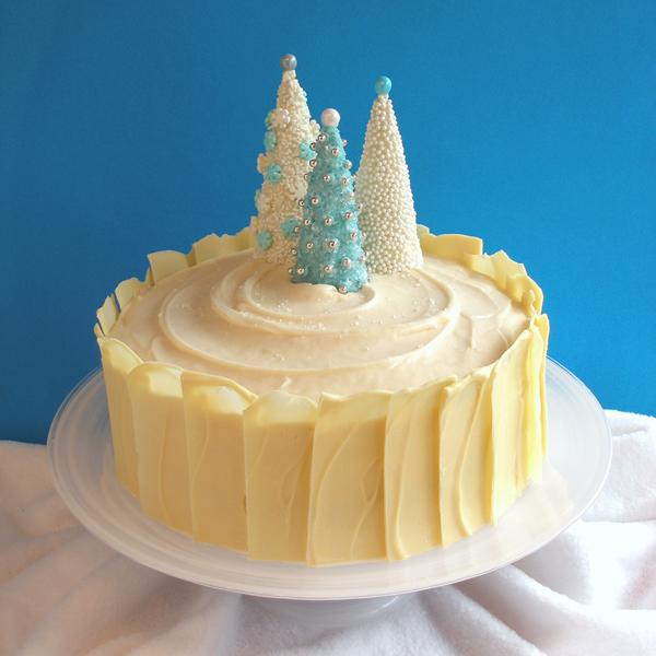 Christmas Log Cake Recipe