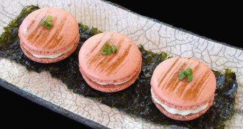 Macarons Flavors Recipe