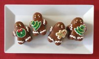 Festive Caramel Mini Cake Petits Fours (Petit Four) Recipe Tutorial