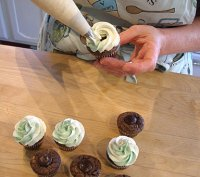 Mint Swiss Meringue Buttercream Recipe