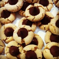 Peanut Butter Blossoms Cookies Recipe