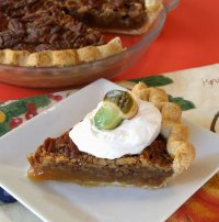 Reed's Deep Dish Orange Pecan Pie Recipe