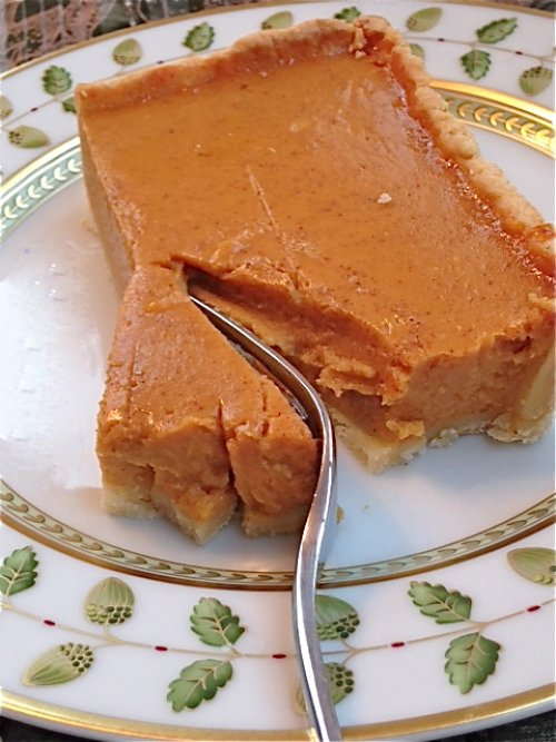 Easy Pumpkin Pie Tart   CraftyBaking   Formerly Baking911