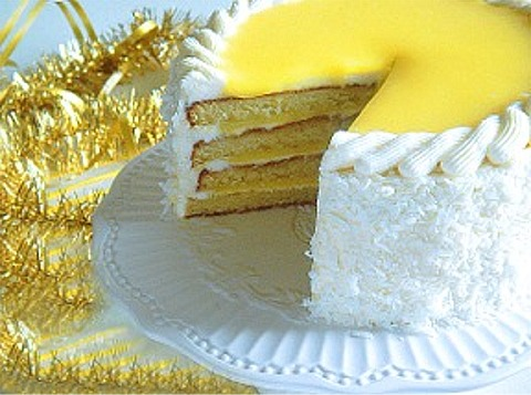 Classic Coconut Layer Cake | CraftyBaking | Formerly Baking911