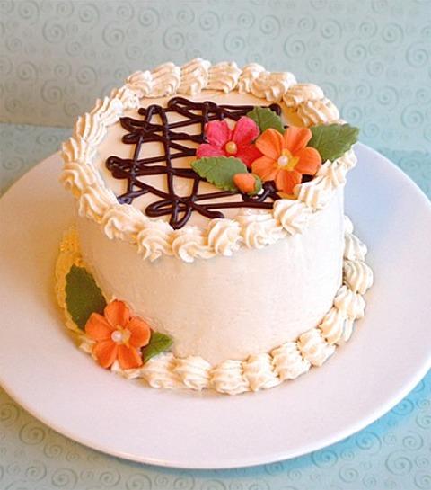 Cake Decorating With Swiss Buttercream : Caramel Swiss Meringue Buttercream Tutorial CraftyBaking ...