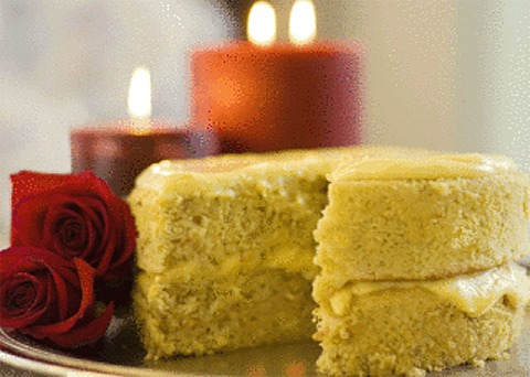 Carrot With Pineapple Layer Cake