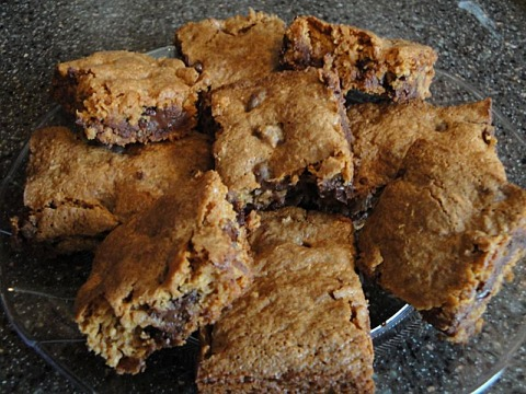 Graham Cracker Brownies Craftybaking Formerly Baking911