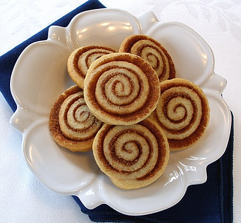 Spiral Cookie Pops advise